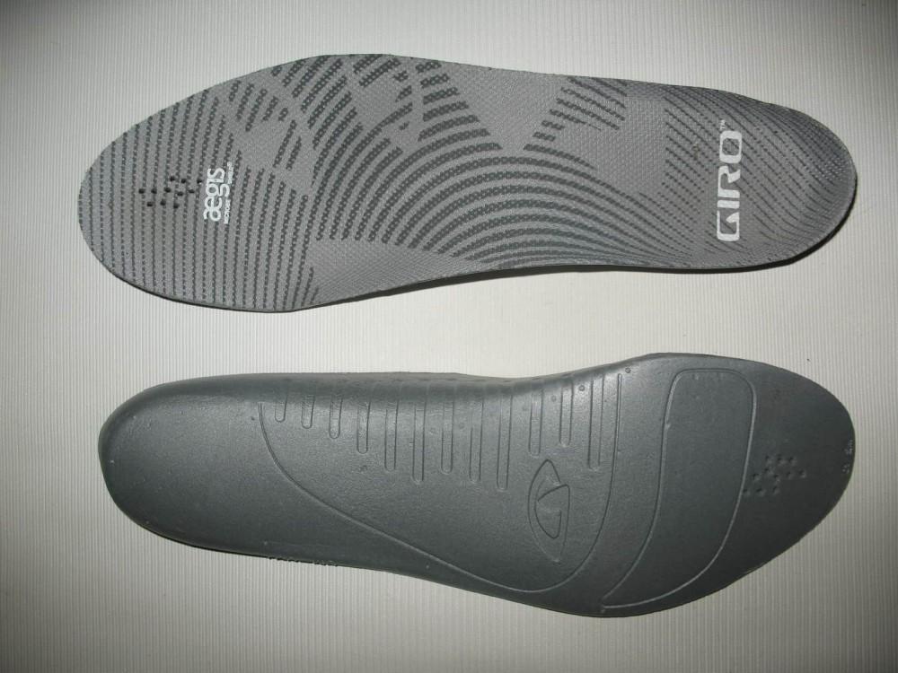 Велотуфли GIRO solara road shoes lady (размер US8/UK6/EU40(на стопу 250 mm)) - 11