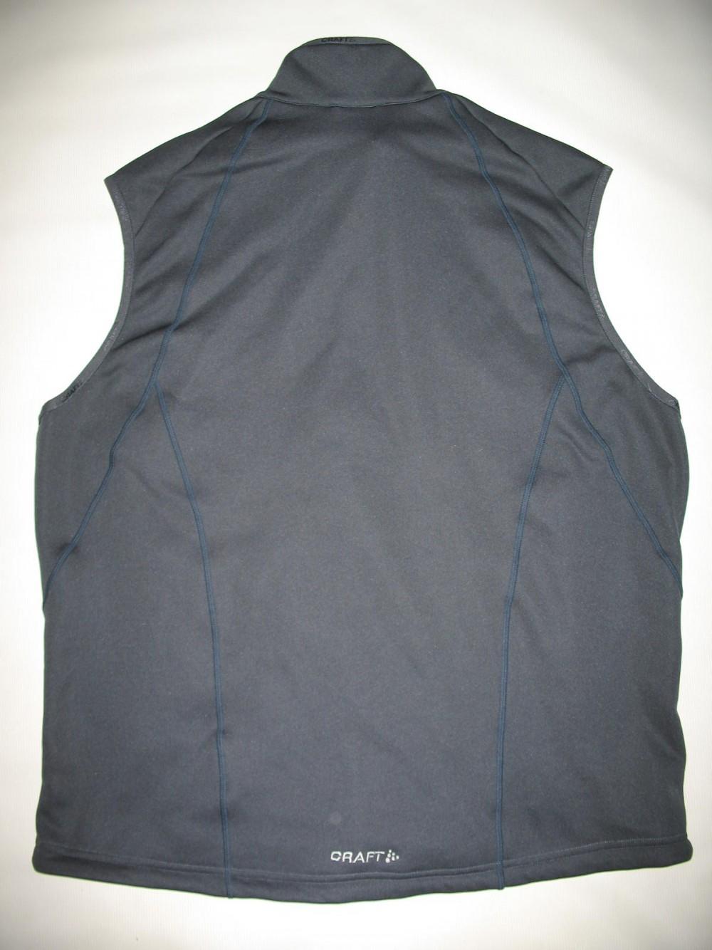 Жилет CRAFT fleece vest (размер XXL) - 1
