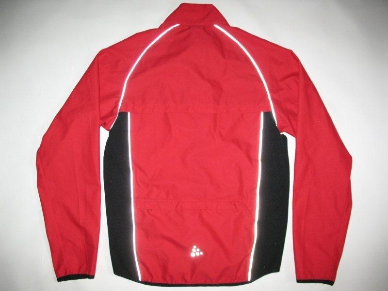 Куртка CRAFT bike/run windstopper jacket (размер L) - 1