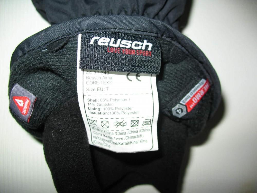 Перчатки REUSCH alma GTX gloves lady (размер 7) - 5