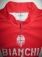 Велокофта BIANCHI cycling fleece jacket (размер XL/L) - 2