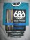 Штаны 686 snowboard pants lady (размер S) - 15