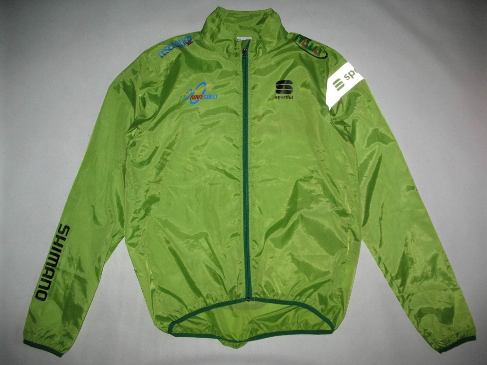 Куртка SPORTFUL novecolli cycling jacket (размер XL) - 18304