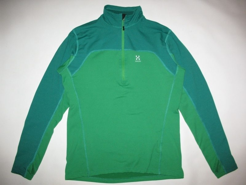 Кофта HAGLÖFS 1/4 zip fleece jacket (размер M) - 17979