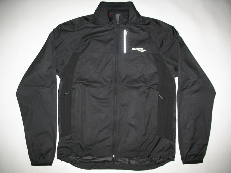 Куртка SAUCONY light running jacket (размер S/M) - 17883