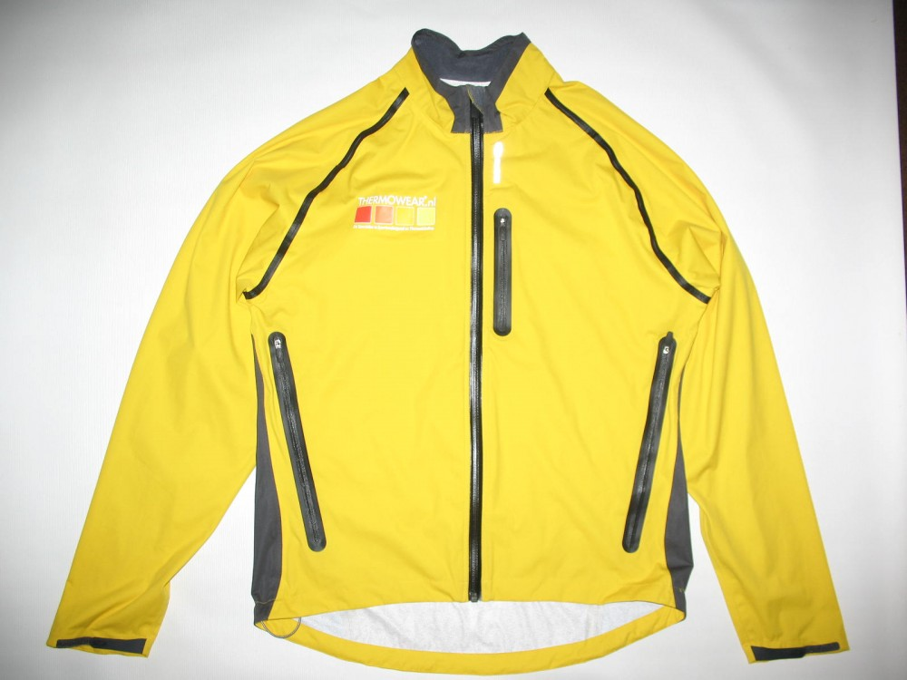 Куртка SUGOI thermowear rain light bike/run jacket (размер L) - 18726
