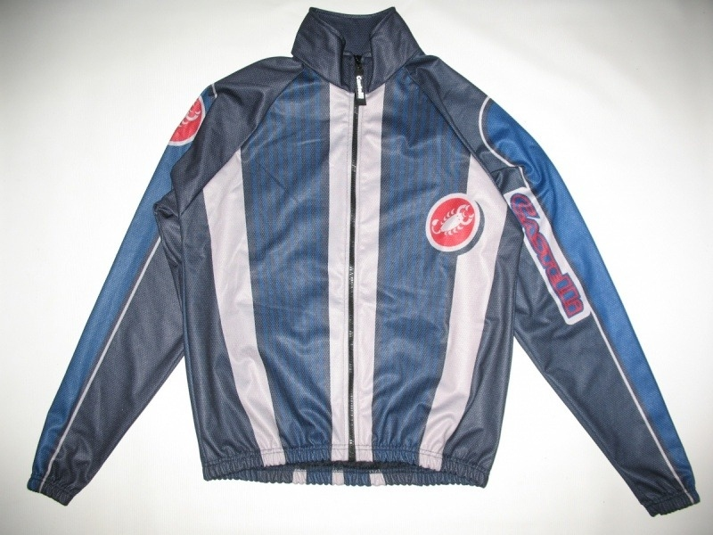 Велокуртка CASTELLI windstopper jacket (размер M) - 17950