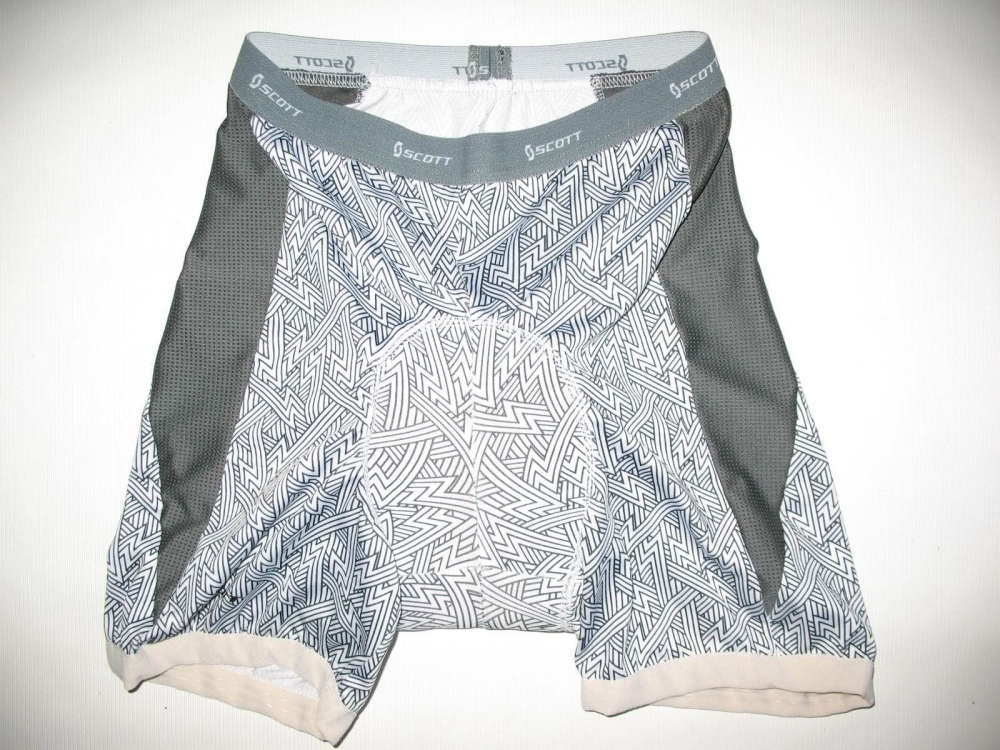 Велошорты SCOTT cycling shorts (размер S) - 18190
