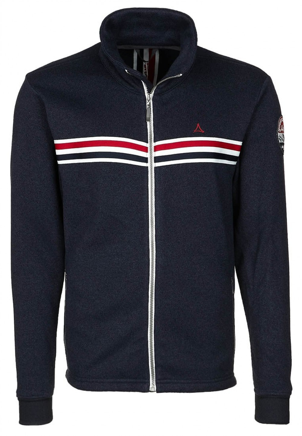 Кофта SCHOFFEL hank fleece jacket (размер 50/L) - 18497