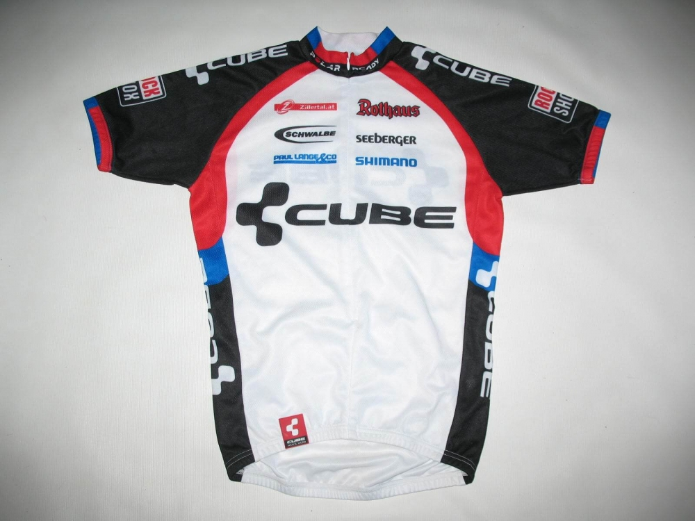 Веломайка CUBE cycling jersey (размер S/XS) - 18230