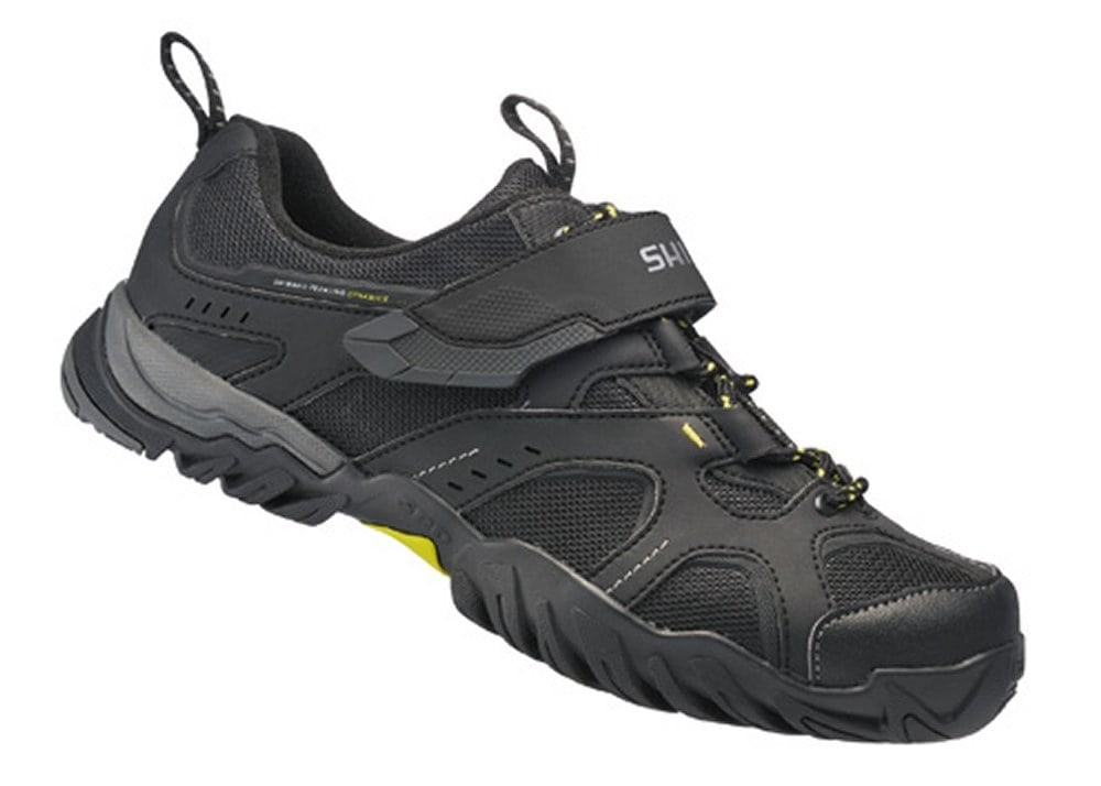 Велотуфли SHIMANO sh-mt43 mtb shoes (размер US8,3/EU42(на стопу до 265 mm)) - 19047
