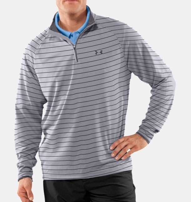 Кофта UNDER ARMOUR Ace Quarter Zip Jacket  (размер M/L) - 17384