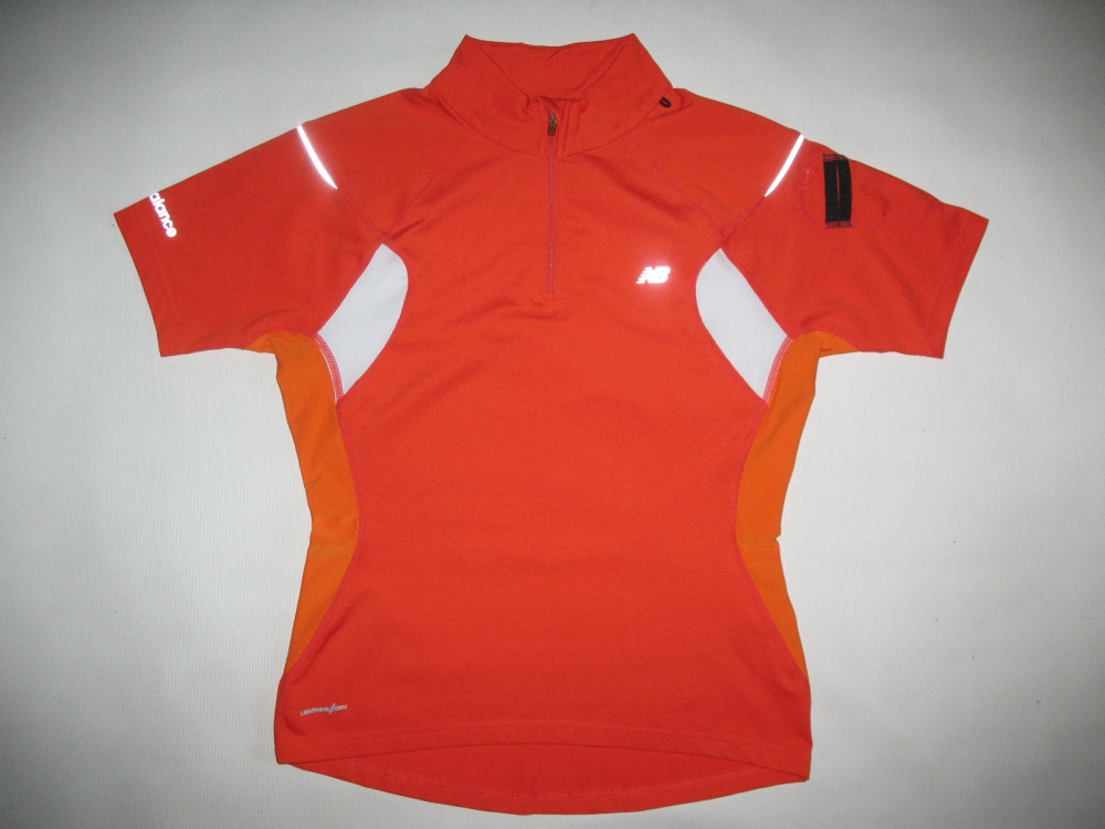 Футболка NEW BALANCE lightning dry jersey lady (размер S/М) - 18398