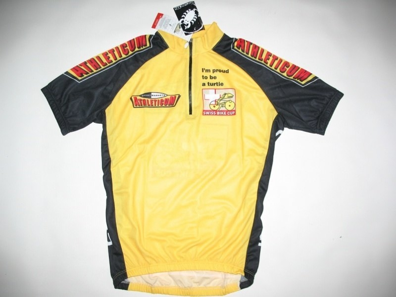 Футболка CASTELLI athleticum (размеры S, M, L) - 17648