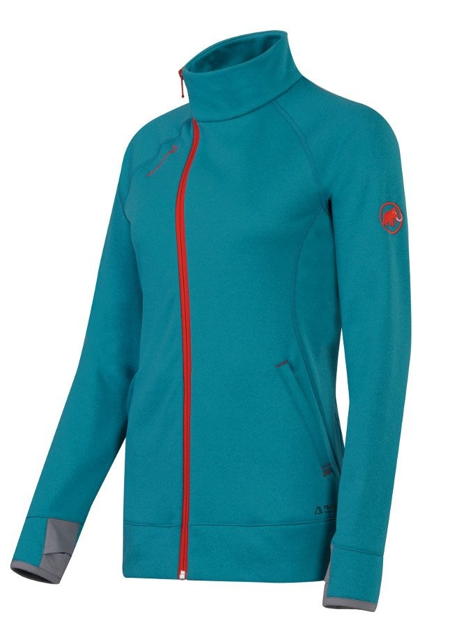 Кофта MAMMUT Get Away fleece jacket lady (размер M) - 18479
