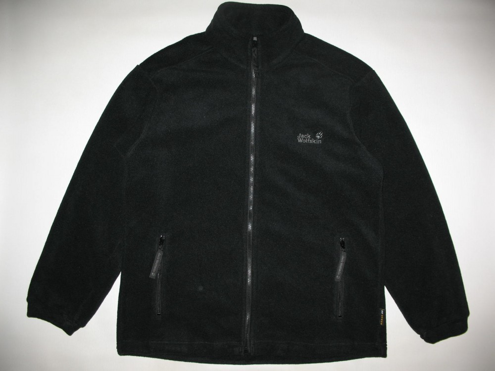 Куртка JACK WOLFSKIN nanuk 200 fleece jacket (размер L) - 19109