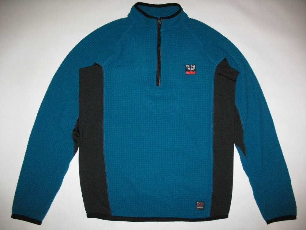 Кофта ROAD MAP polartec jacket (размер S(реально M/L)) - 18517
