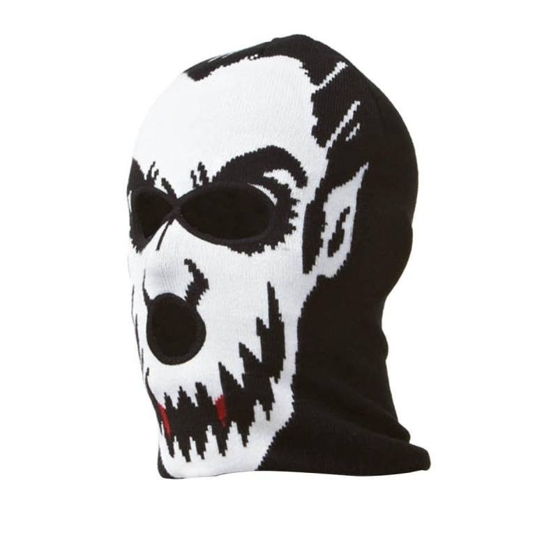 Шапка VOLCOM fear face mask beanie hat   (размер one) - 17330