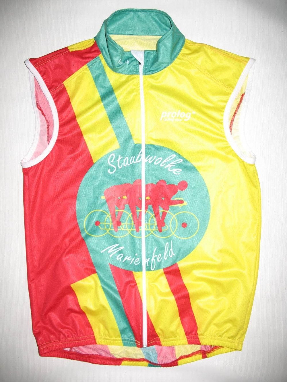 Жилет PROLOG cycling windstopper vest (размер L) - 18215