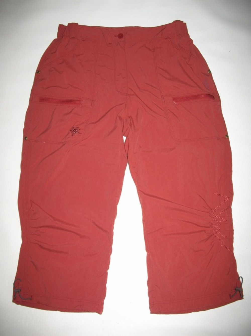 Шорты SALEWA ray dry 3/4 pants lady (размер 38/M) - 17842