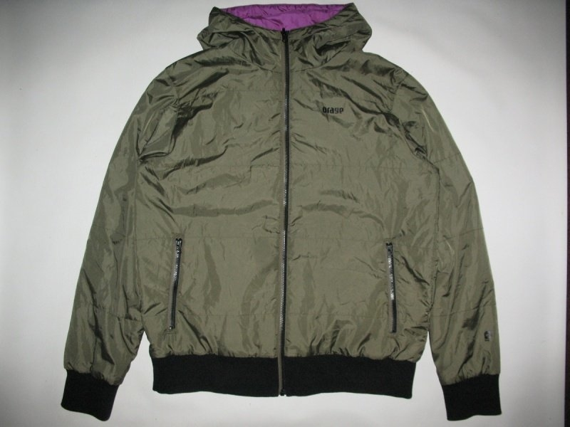 Куртка  ORAGE    Livingston Reversible Hoodie  jacket  (размер L/XL) - 17289