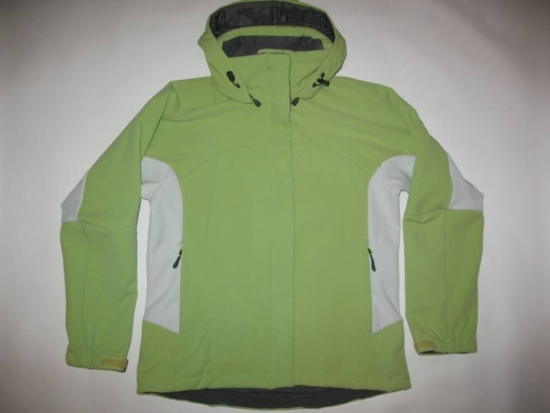 Куртка  SALOMON  climapro 10/10 softshell jacket lady  (размер L) - 17294