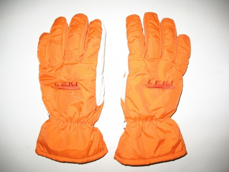Перчатки LEKI Ski Gloves lady/unisex (размер M) - 18037