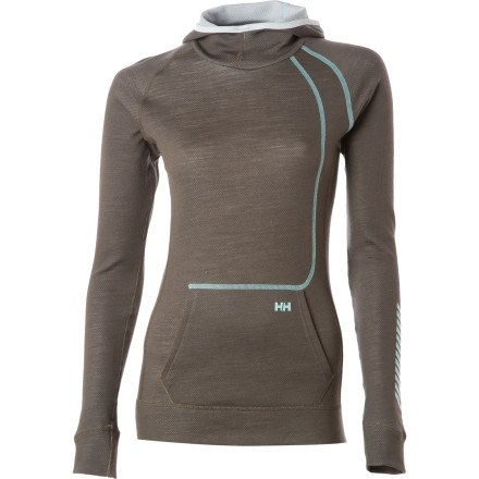 Кофта HELLY HANSEN Lifa Frost Hoody lady (размер M) - 17955