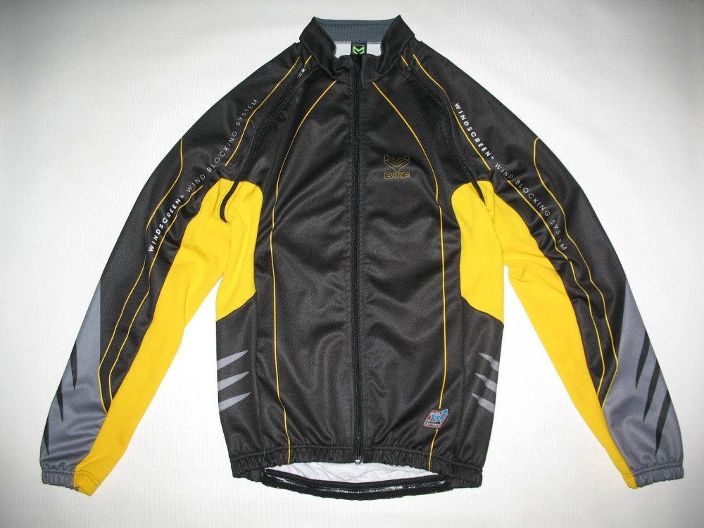 Велокуртка MYbike windscreen 2in1 cycling jacket (размер L) - 18752