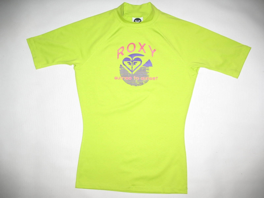 Футболка ROXY surf shirt lady (размер 6-S) - 18339
