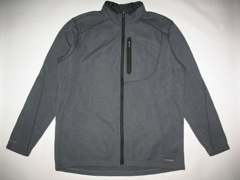 Куртка COLUMBIA titanium fleece jacket (размер XXL) - 18025