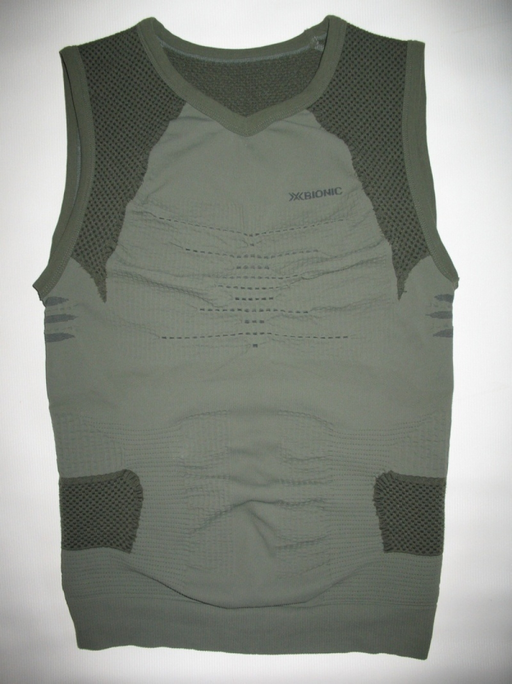 Футболка X-BIONIC Trekking Summerlight 1. 0 sleeveless shirts (размер L/XL) - 17912