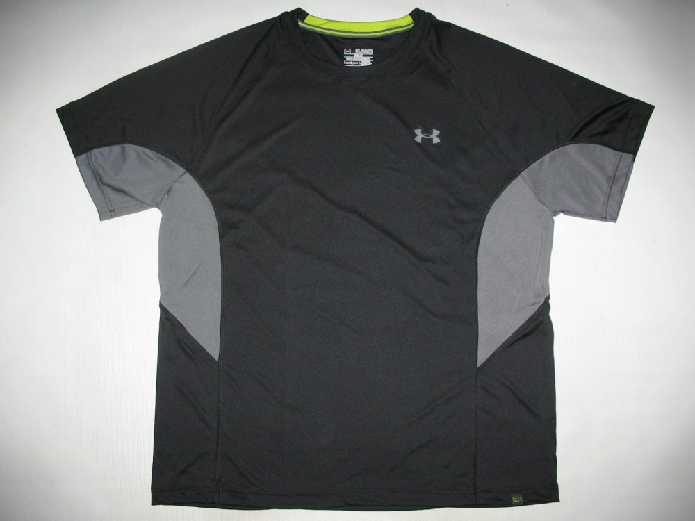 Футболка UNDER ARMOUR heatgear shirts (размер XL) - 18449