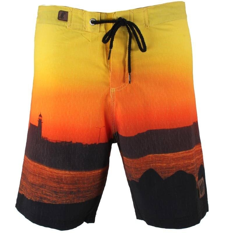 Шорты SANTA CRUZ Lighthouse Sunset Boardshort (размер 36/XL) - 18205
