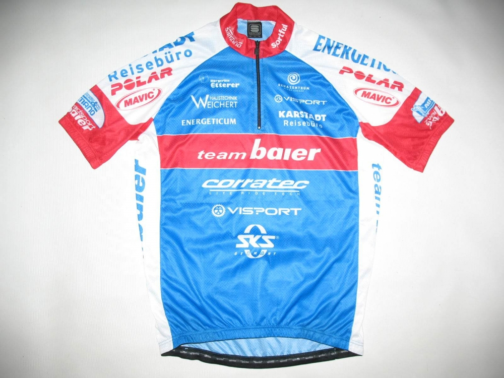 Веломайка SPORTFUL team baier cycling jersey (размер XL/L) - 18117