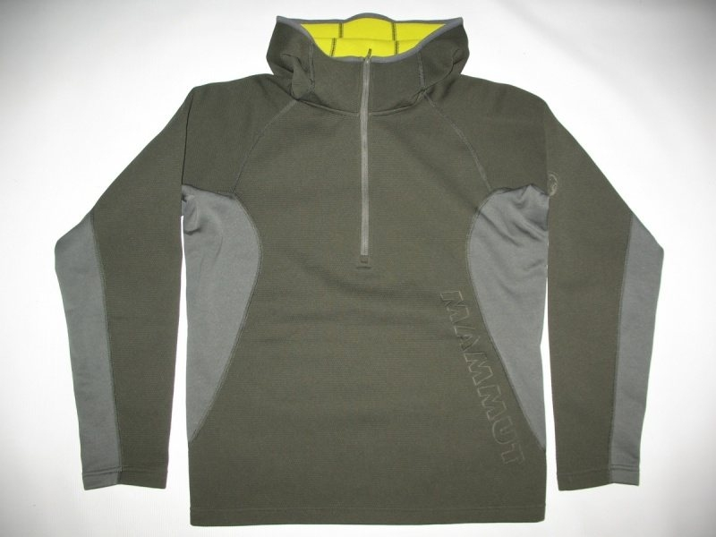Кофта MAMMUT outline zip pull (размер M) - 17974