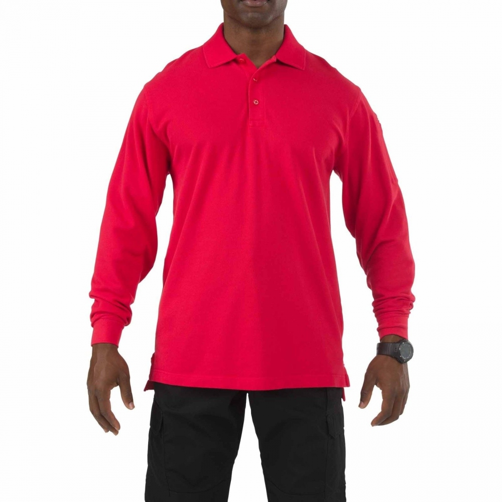 Свитер 5.11 tactical professional long sleeve polo jersey (размер М) - 18334