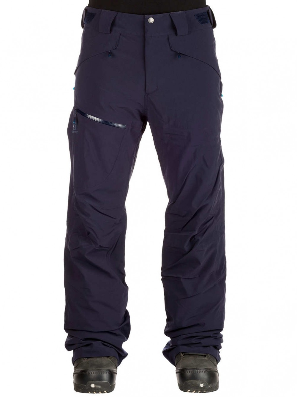 Штаны SALOMON chill out bib pant (размер XXL) - 18810