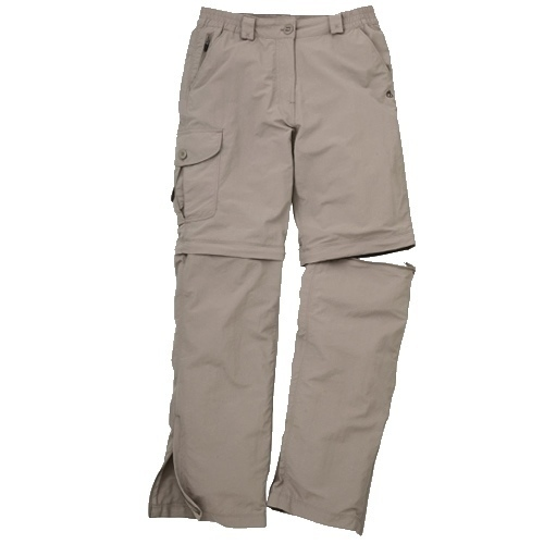 Штаны CRAGHOPPERS Nosilife Convertible Zip-Off Travel Trousers lady (размер 38/M) - 17903