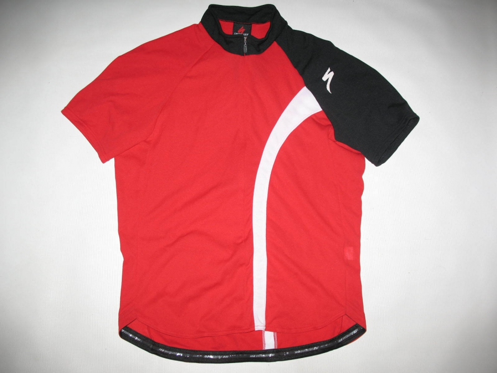 Веломайка SPECIALIZED s.s.cycling jersey (размер XXXL(реально XL) - 18174