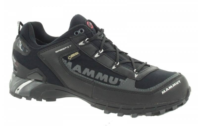 Кроссовки MAMMUT Redtop Low GTX lady (размер US 8/UK6, 5/EU40(на стопу до 255 mm)) - 17850