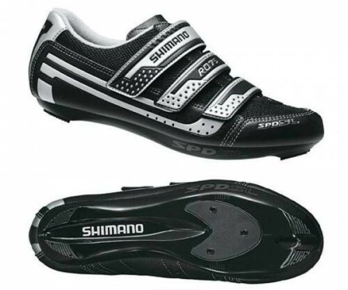 Велотуфли SHIMANO sh-r075 road shoes (размер EU47(на стопу 298 mm)) - 18986
