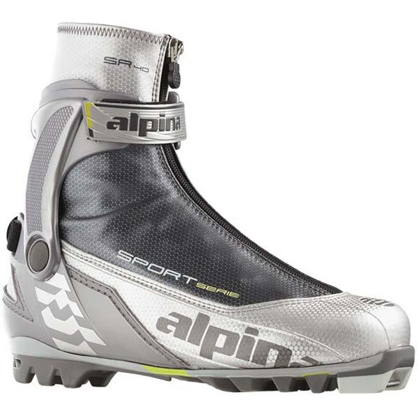 Ботинки ALPINA sr40 cross country ski boots (размер EU41(на стопу до 255 mm)) - 18816