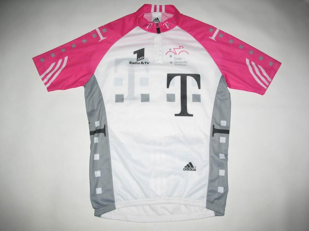 Веломайка ADIDAS t-mobile cycling jersey (размер L) - 18257
