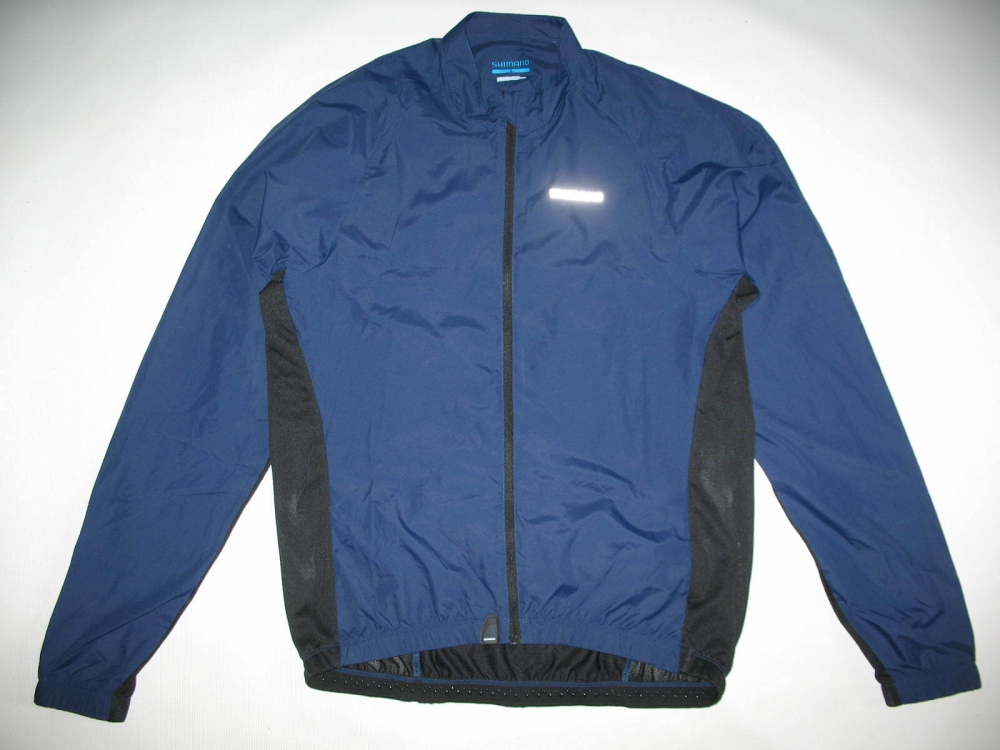 Куртка SHIMANO packable cycling jacket (размер L) - 18225