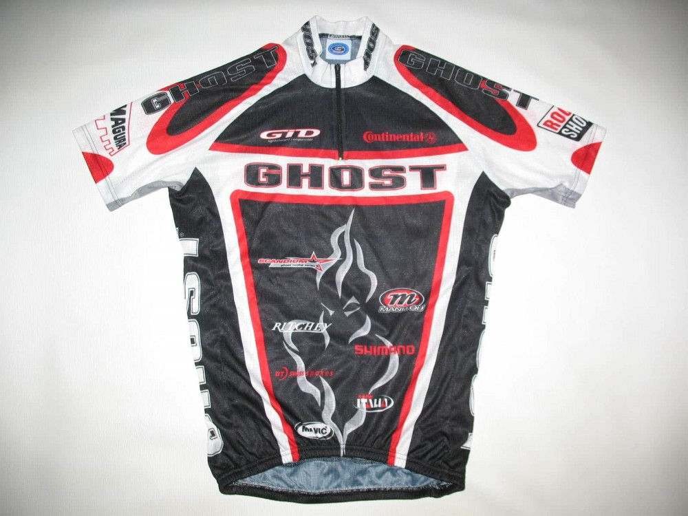 Веломайка GHOST cycling jersey (размер M) - 18669