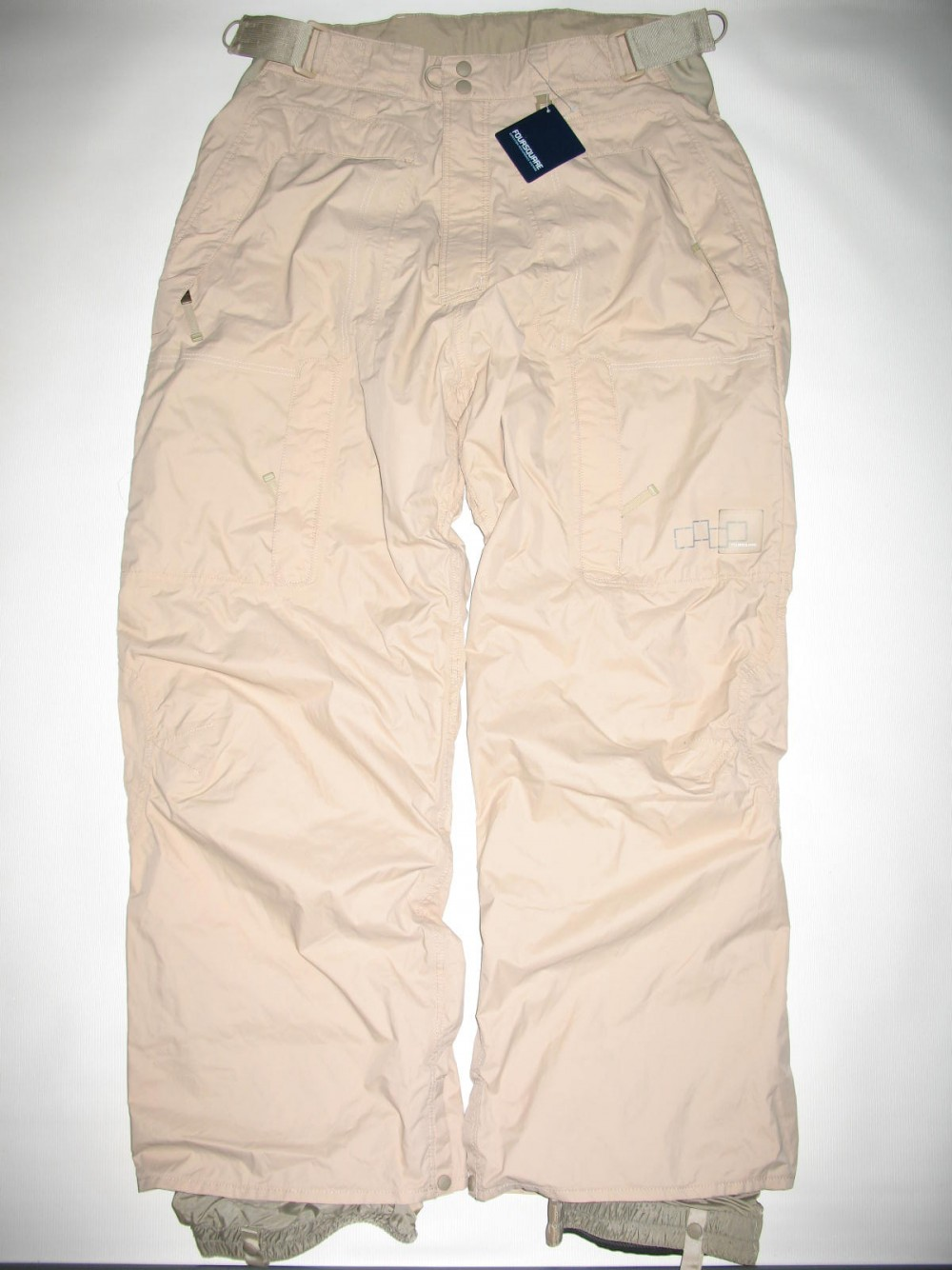 Штаны FOURSQUARE 20/20 snowboard pants (размер L) - 18809