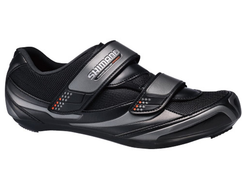 Велотуфли SHIMANO sh-r064 road shoes (размер EU40(на стопу до 252 mm))