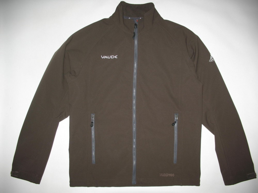 Куртка VAUDE hurricane softshell jacket (размер M/L) - 18511