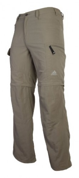Штаны ADIDAS ht hike 2in1 outdoor pants (размер 50/L)